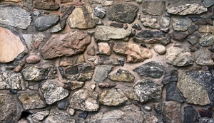 Picture of Old Stone Wall