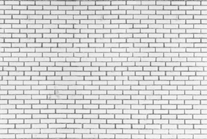 Picture of White Brick Wall