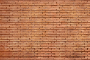 Picture of Red Brick Wall II