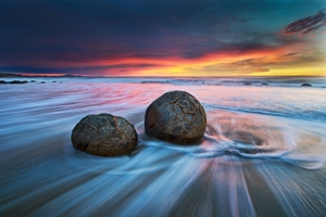 Picture of Moeraki Boulders