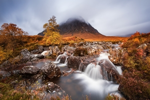 Picture of Autumn in the Glencoe