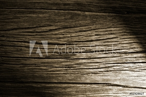 Picture of old wood background