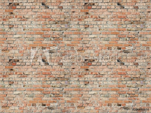 Picture of brick wall
