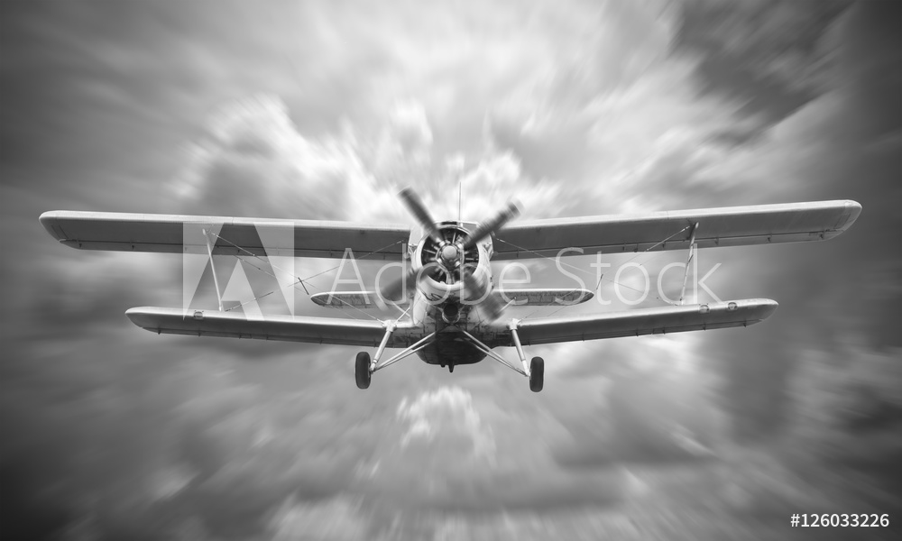 Picture of Biplane