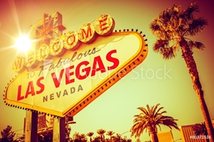 Picture of Famous Las Vegas Nevada