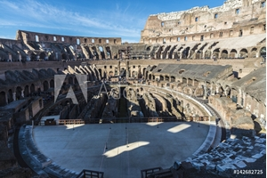 Picture of Coliseum of Rome, Italy
