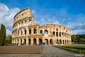 Picture of Colosseum in Rome, Italy