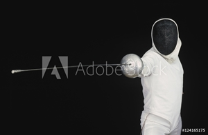 Picture of Fencer