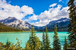 Picture of  Magic Emerald Lake